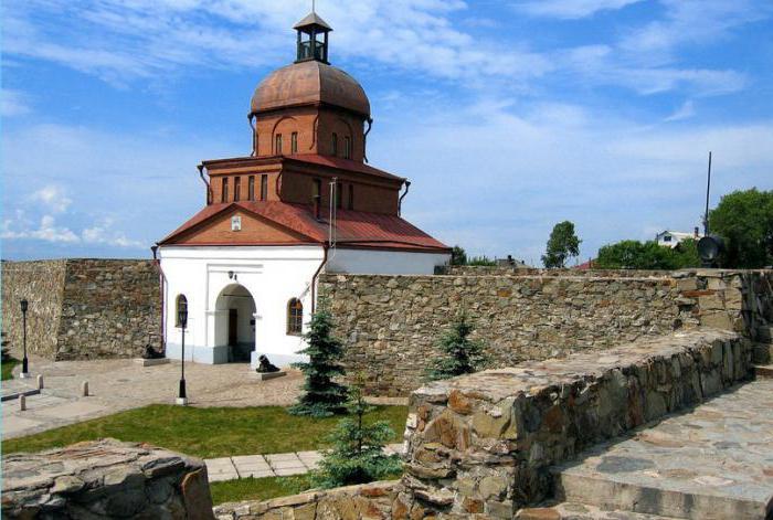 Znamenitosti kraja Novokuznetsk