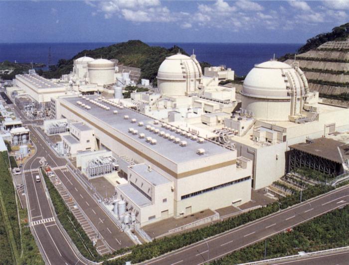 costruzione di centrali nucleari