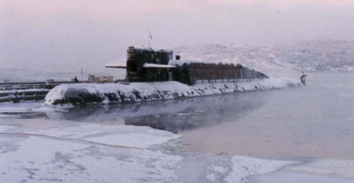 sottomarini nucleari della Russia