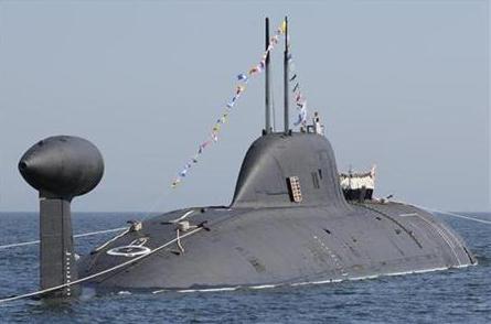 quanti sottomarini nucleari in Russia