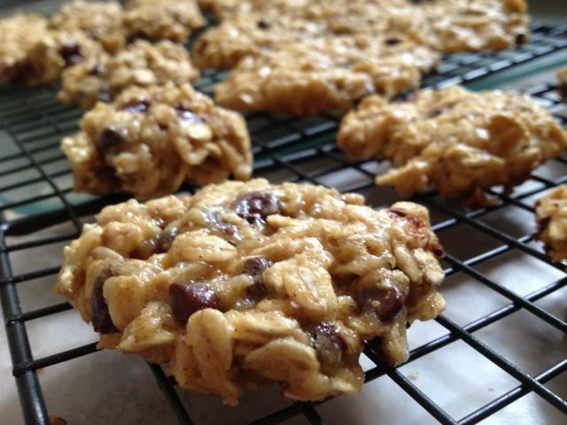 biscotti d'avena semplice ricetta naa kefir