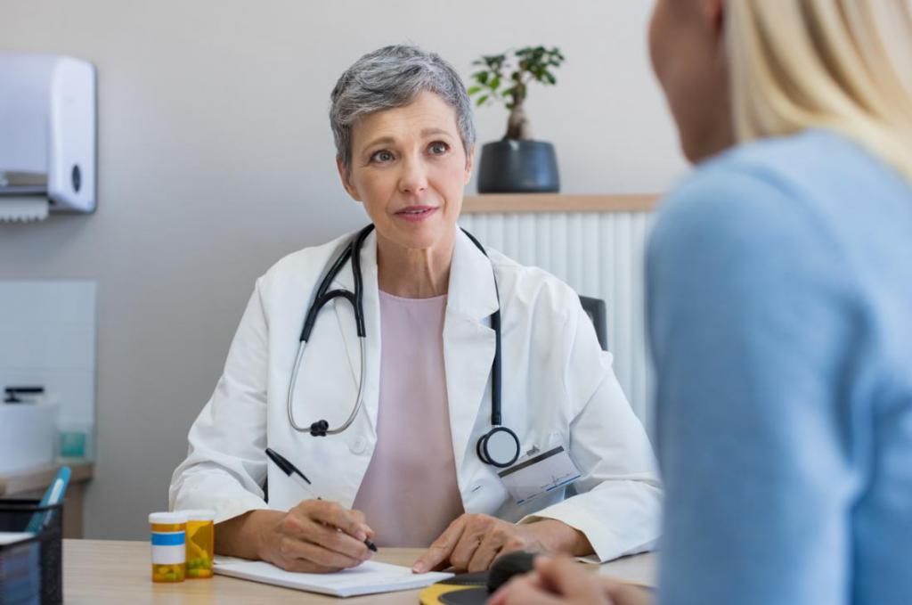 Savjetovanje s liječnikom
