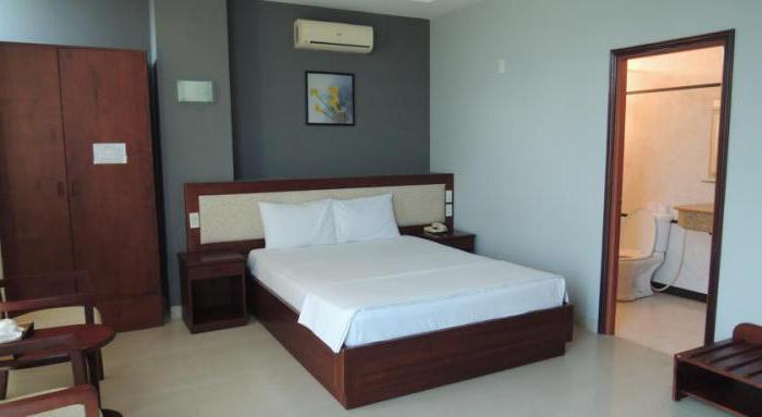 recensioni di ocean bay hotel 2 nha trang vietnam