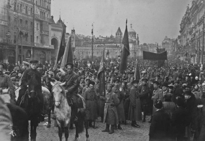 Октобарска револуција 1917