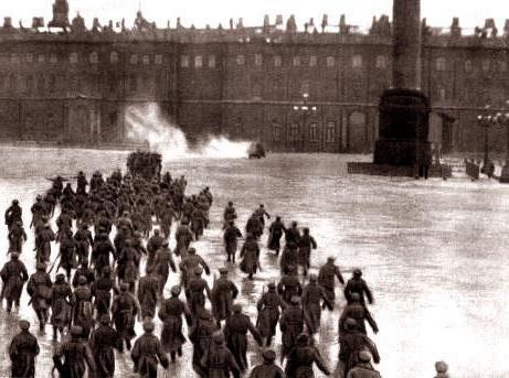 Октобарска револуција 1917. године