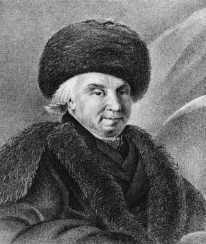 Derzhavin Felitsa Sommario