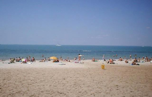 Odessa plaže