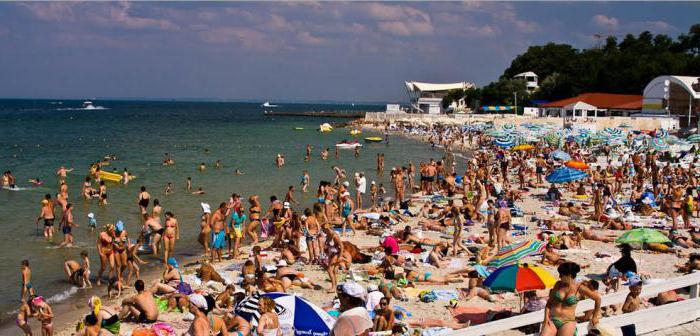Plaža Arcadia Odessa