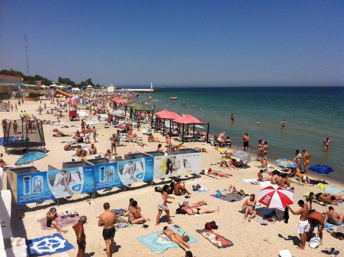 Odessa plaže recenzije