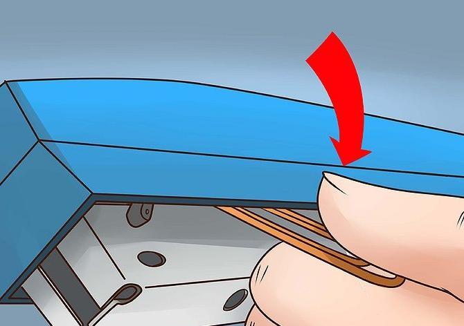 Come assemblare un chierico di cucitrici