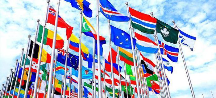 Lingue ufficiali delle Nazioni Unite