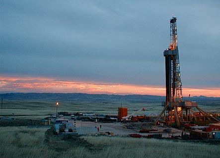 glavna naftna polja