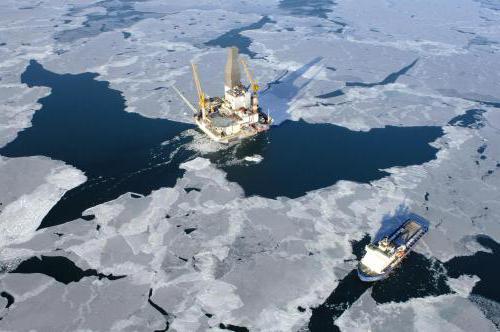 naftno polje u Rusiji