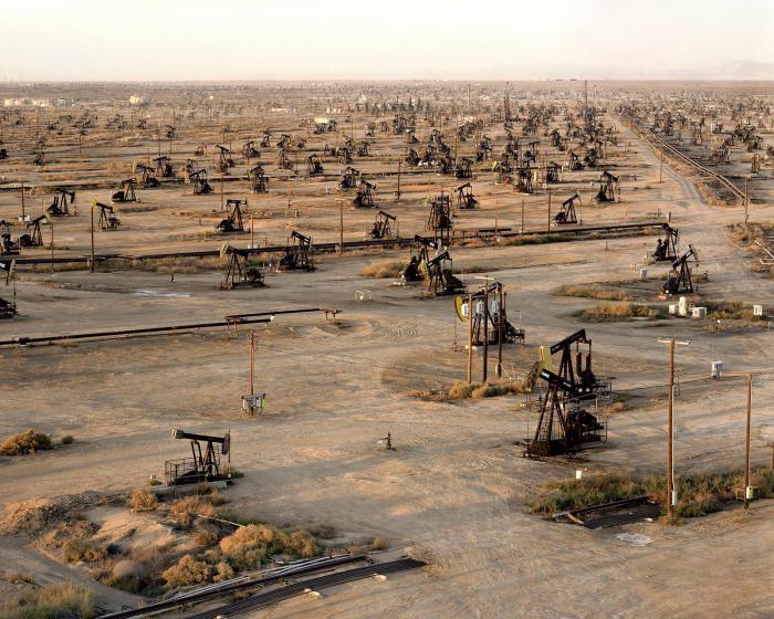 razvoj naftnih polja