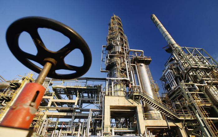петролната индустрия на Русия