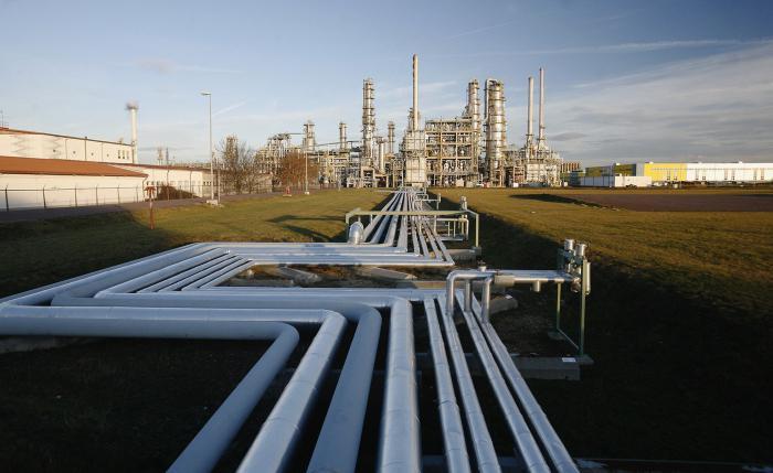Развитие на руската петролна индустрия