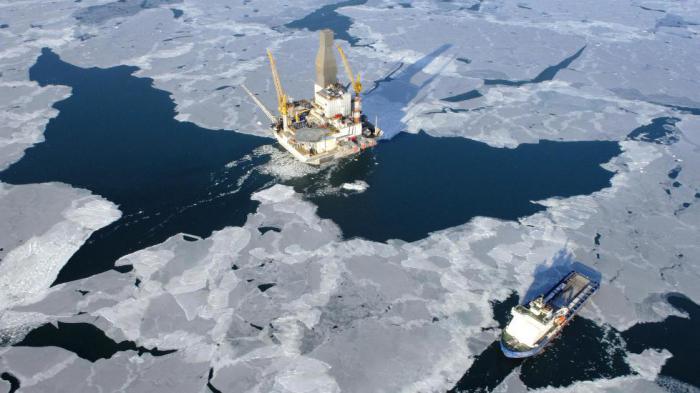 перспективи за развитието на петролната индустрия в Русия