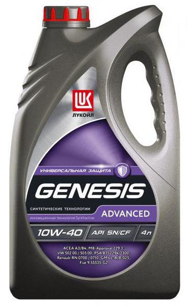 Lukoil Genesis Synthetics Recensioni