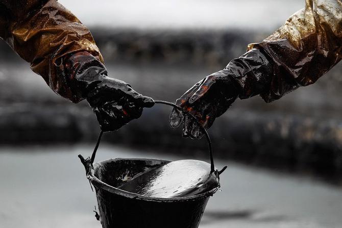 Produkcja oleju