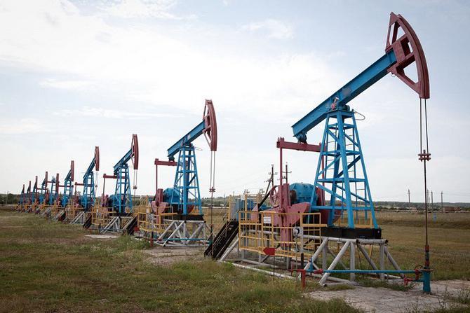 Produkcja ropy i gazu