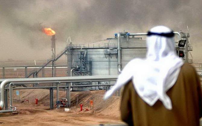 Światowa produkcja ropy