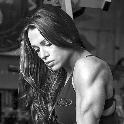 Bodybuilding Oksana Grishina
