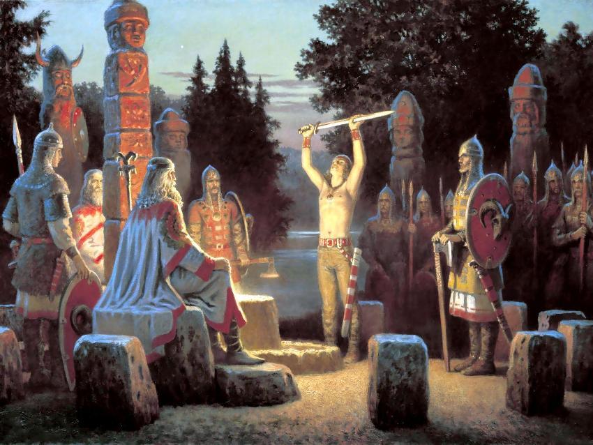 Verski obredi starih Rusov