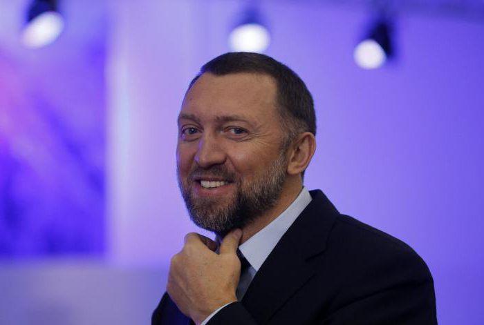 Држава Олега Дерипаске