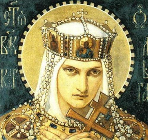 Olga Angel's Day