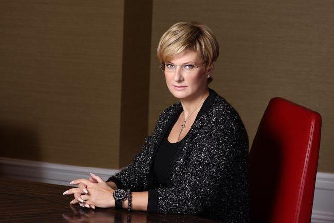 Олга Плесхакова глумица