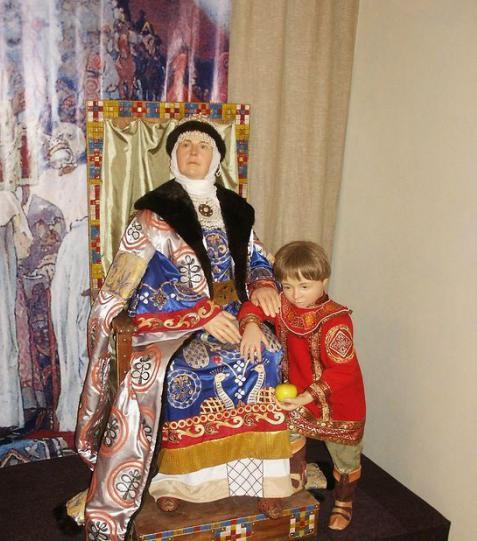 Принцеса Киев Киев Олга