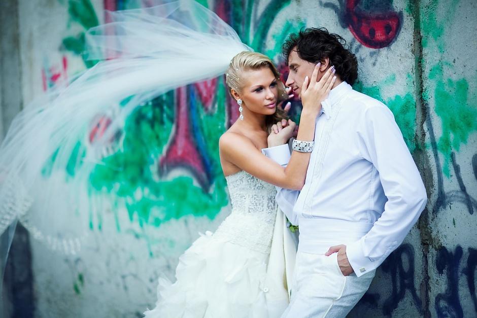 Ślubna sesja zdjęciowa