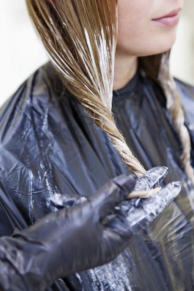 Ombre za kratku kosu