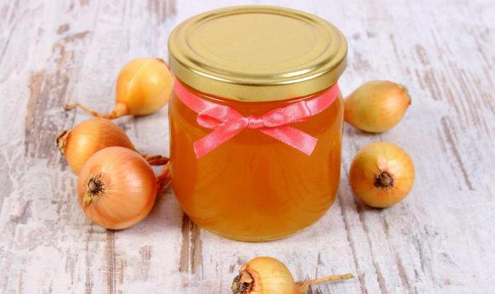 капи за кашаљ са луком и медом