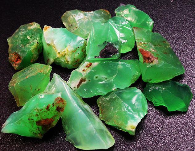 Opale verde