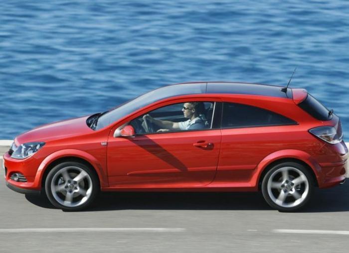 Cijena Opel Astre GTC