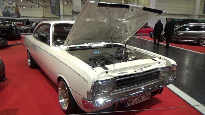 Запис на двигателя на Opel