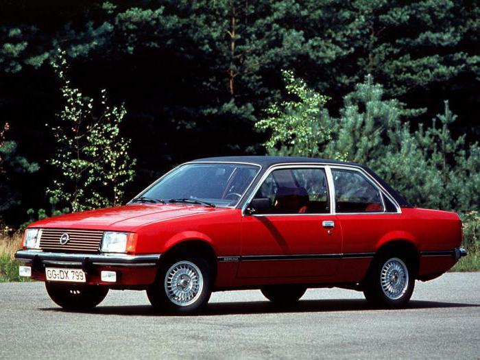 Запис на Opel