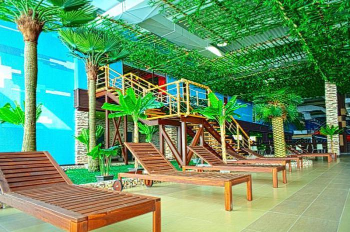 modalità barnaul parco acquatico