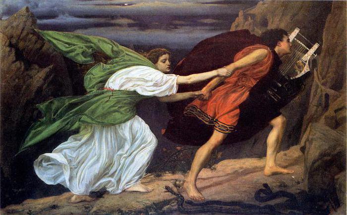 Резултат с изображение за Евридика на Джакопо Пери