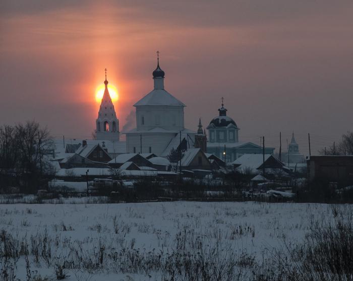 Монастыри Москвы с чудотворными иконами