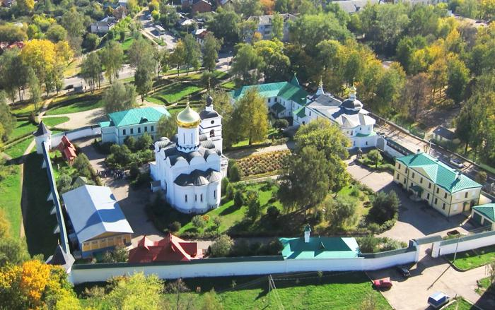монастыри Москвы и Подмосковья