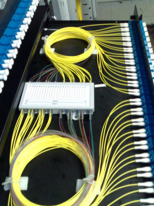 Optický kabel Cena