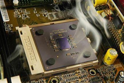 Temperatura critica della CPU