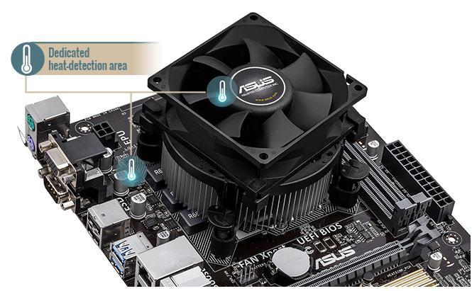 Controlla la temperatura della CPU