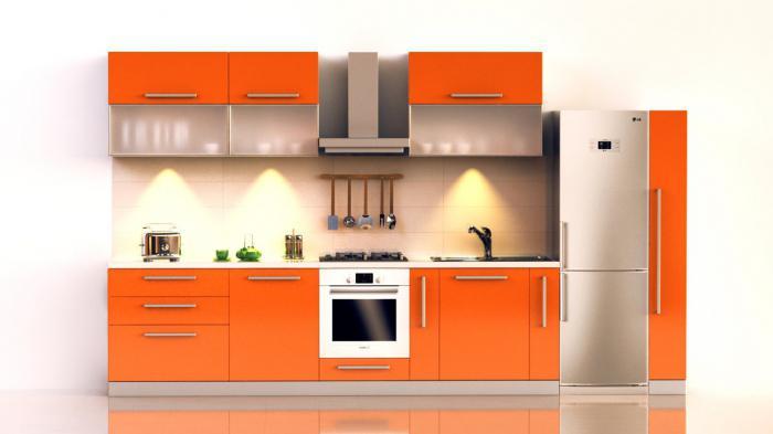 cucine arancioni