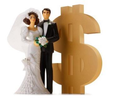 prezzi del matrimonio