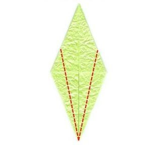 Оригами Цране