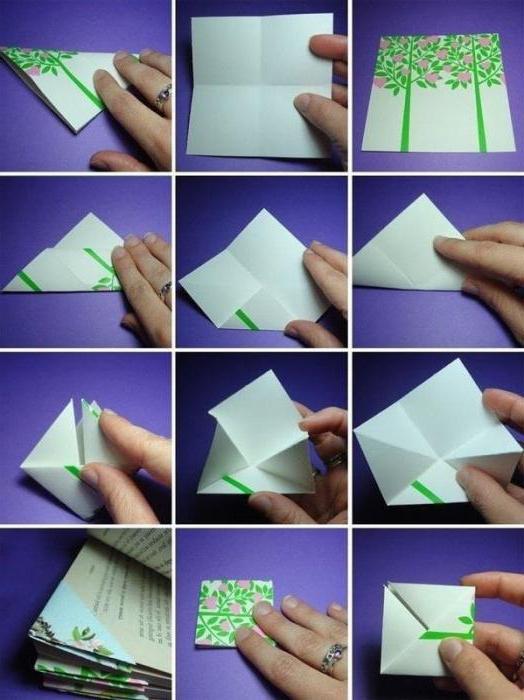 Origami za otroke 4 5-letne sheme