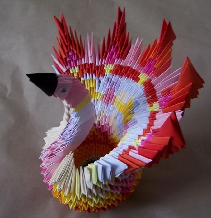 schemi di origami modulari